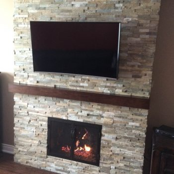 Stone-Fireplace-with-TV