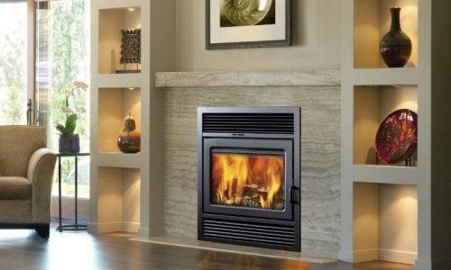 Galaxy+Zero+Clearance+Semi-Classic+Wood+Burning+Fireplace+Insert