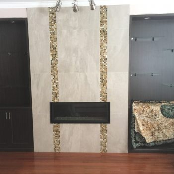 New-fireplace