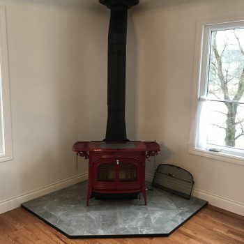 VC Red Stove